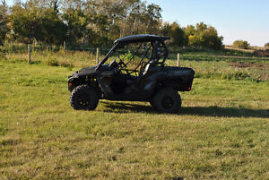 2013 Can-Am Commander X 1000
