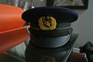 Japan police hat, authentic, collector item