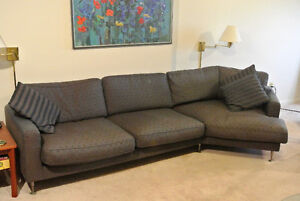 Beautiful designer couch for sale
