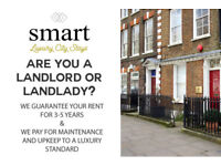ARE YOU A LANDLORD OR LANDLADY? TIRED OF MANAGING YOUR PROPERTY? We do it for you for FREE.