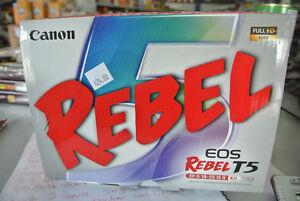 Appareil photo Rebel  EOS T5 de CANON