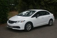 2013 Honda Civic  5 speed transmisssion Base model 4dr Sedan