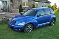 2003 Chrysler PT Cruiser limited touring Hatchback