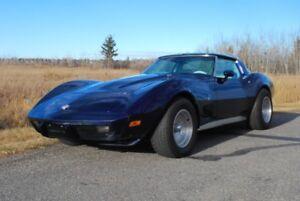 78 Silver Anniversary year Corvette
