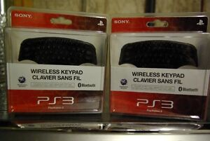 PS3 Wireless Keypad (I have 2 of these)
