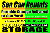 CONTAINER RENTALS AND SALES