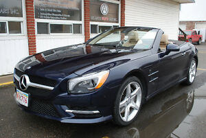 2013 Mercedes-Benz SL-Class SL550 Coupe (2 door)
