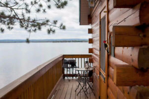 !Severn sophisticated cottage for2! secluded on the lake classic