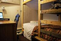 Chambres non privéee 345$/m - 7 m2 - Not private room