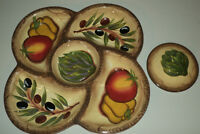New Large Veggie/Fruit and Dip Serving Platter with Lid