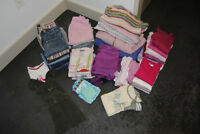 Huge bag full of girl clothes sz 4 - 5t