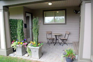 Bright Clean Furnished Garden Suite in North Vancouver #664 North Shore Greater Vancouver Area image 9