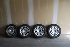 BMW 7 Series Winter Tire Package for Sale