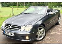 Mercedes-Benz CLK200K (184) SPORT AMG PACK**Only 36,000 Mls,Absolutley Stunning!