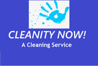 CLEANITY NOW! Cleaning Services