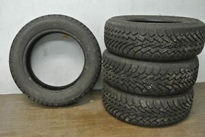 Set of 4 Like New 195/55/R15 Winter Tires