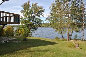 Bord de l'eau - Lac Rond - Waterfront property