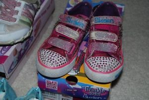 shoes for girl size 12.5 and 13