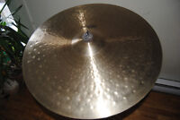 VINTAGE Paiste Dark Ride 22'' Sound Creation