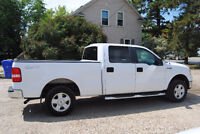 2008 FORD F-150 XLT*4X4*ALLOYS*CHROME PIPES*BLOWOUT*