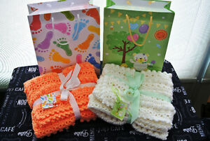 Crocheted Baby Afghans