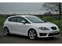 Seat Leon 2.0TDI CR ( 170ps ) FR+ White
