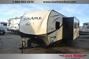 2016 Solaire 267 BHSK UL Bunk Bed Travel Trailer  Edmonton Edmonton Area image 1