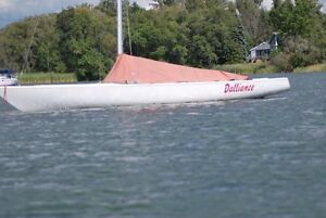 soling keelboat for sale