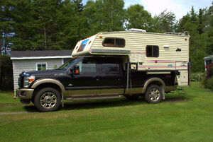 *Reduced* Jayco Truck Camper