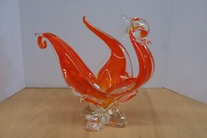 OVER 100 PIECES OF CHALET, MURANO AND ROSSI GASS FOR SALE