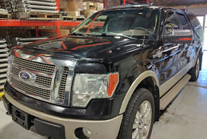2008 Ford F-150 SuperCrew King Ranch Pickup Truck