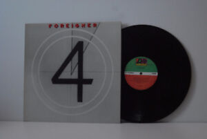 1981 VINYL RECORD - Foreigner