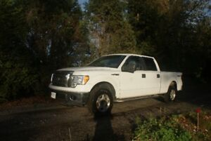 2010 Ford F-150 SuperCrew XLT Pickup Truck-possible trade