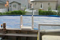 15by 30 Pool cover