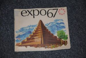 1967 EXPO BOOKLET