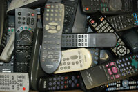 Remotes - TV, DVD, Stereo, etc.