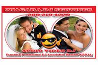 Niagara DJ Services, Weddings, Events, Niagara Region