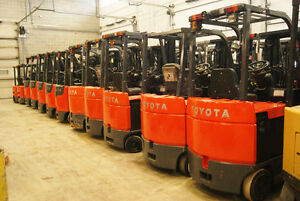 CHARIOT ELEVATEUR,FORKLIFT , TOYOTA,YALE,HYSTER,RAYMOND...