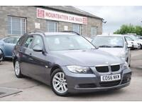2006 (56) BMW 320d SE TOURING Estate Grey Manual Diesel