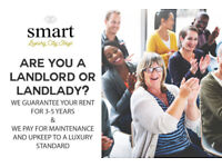 ARE YOU A LANDLORD OR LANDLADY? Tired of Tenant Issues and Void periods?