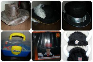 Adult Halloween Costumes Hats