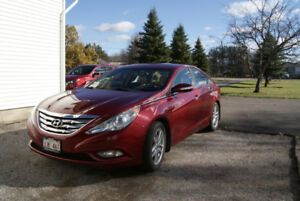 For Sale - 2011 Hyundai Sonata Limited Edition- Reduced to $7500
