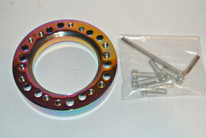 1/2 Inch Steering Wheel Spacer for MOMO Personal Nardi OMP