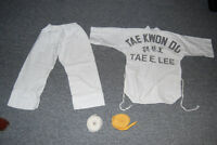 Young Boys Karate Clothes
