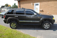2005 Jeep Grand Cherokee As Is