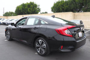LEASE TAKEOVER - 2016 Honda Civic EX-T (low payments)