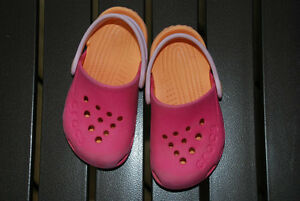 girls shoes size 7 sneakers, crocs, dress shoes