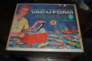 Mattel VAC-U-FORM (année 60)