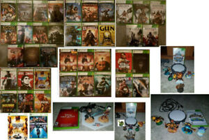 XBOX 360 Action Adventure games (Various Prices) '