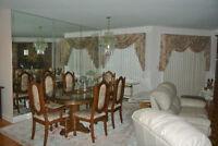 Salle à manger table et 6 chaises